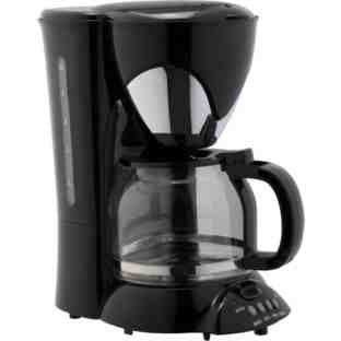 Cookworks Filter Coffee Maker With Timer Black 90ihc12