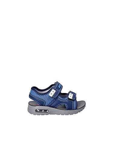 Tessuto blue Scarpe 66053 Sandali Blu In Kids Asso vw8wIq0