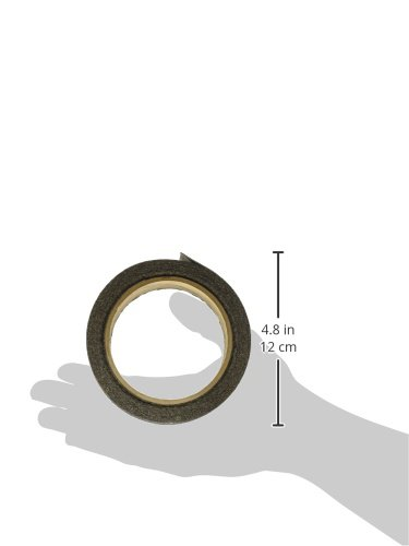 051131594371 - 3M Safety-Walk Slip Resistant Tread, Black, 2-Inch by 180-Inch Roll, 7635NA carousel main 1