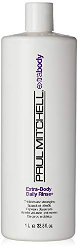 Body Rinse Mitchell Paul Extra - Paul Mitchell Extra-Body Conditioner,33.8 Fl Oz