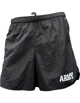 edda1a7ac Amazon.com  Soffe Reflective PT Shorts M044-03 Large  Clothing