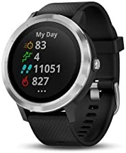 Garmin Vivoactive 3 GPS Smartwatch with Built-in Sports Apps - Black/Silver (Renewed) 10