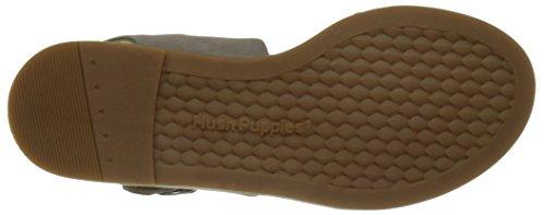 Hush Puppies Abia - Zapatos Mujer Beige (Beige)