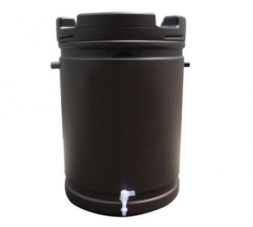 雨水タンク 185L 茶 B00D6CV1E8 12100