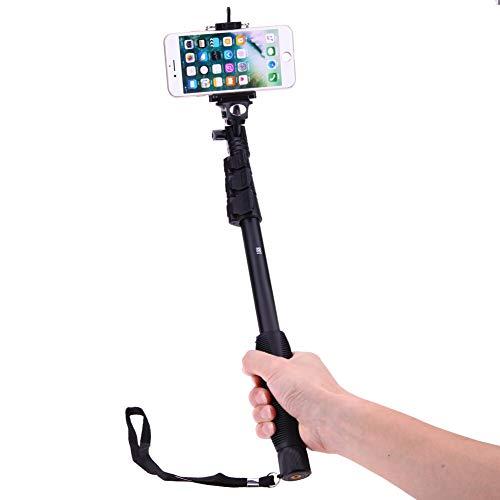 Blue-Ocean-11-126cm extend stick Handheld Extendable Pole Selfies Camera Monopod Selfie Stick Para Selfie For Phones