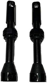 Manual 50mm Alloy Presta Valve Stem Cap w/Integrated Core Remover