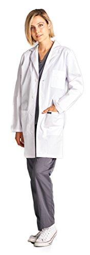 Uniform Lab Coat - 4