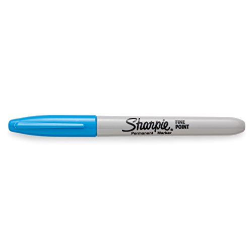 Sharpie Color Burst Permanent Markers, Fine Point, Assorted Colors, 24 Count by Sharpie (Image #26)