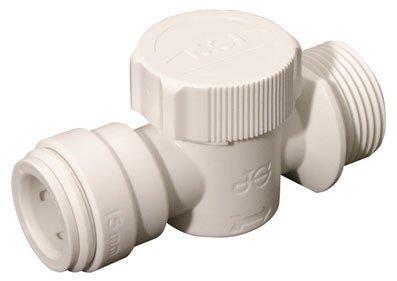 JOHN GUEST - 15 mm X 3/4 BSP macho de roscar lavadora - lavadora ...