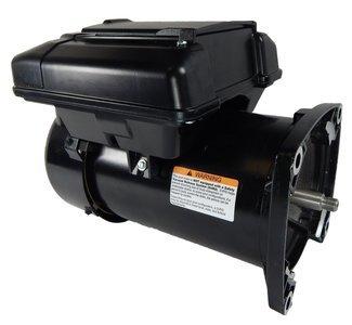 Whisperflo Standard Motor - Motor,Century,208v-230v,Var-Spd,48fr,SQFL,V-Green