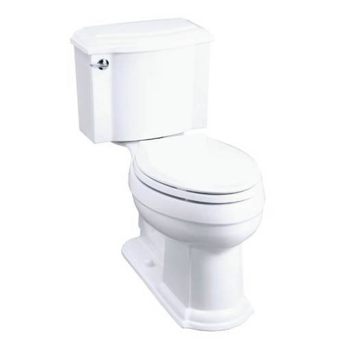 Toilets Devonshire Two Piece (Devonshire Comfort Height Two Piece Elongated Toilet Finish: Sandbar)