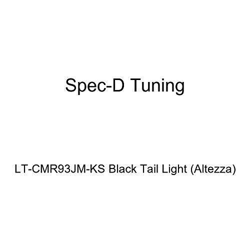 Spec-D Tuning LT-CMR93JM-KS Black Tail Light (Altezza)