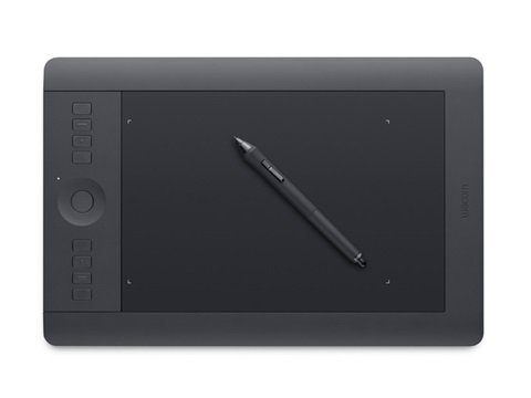 POSRUS NibSaver Surface Cover for Wacom Intuos Pro Pen and Touch Medium (PTH651) Pen Tablet by POSRUS