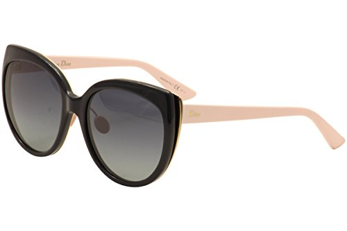 Dior Sunglasses DIORIFIC 1/N/S 03C3HD Pink White Black - Sunglasses Dior C