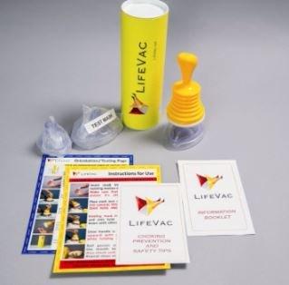 Lifevac   Choking Rescue Device  Public Access