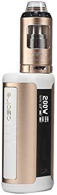 Aspire Speeder 200w Kit [Aspire Speeder Mod + Aspire Athos tanque] – ORO, Este producto no contiene nicotina ni tabaco: Amazon.es: Salud y cuidado personal