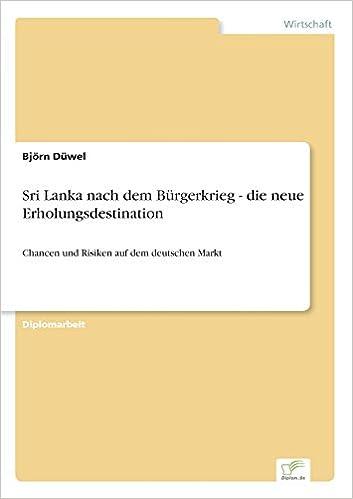 Book Sri Lanka nach dem Bürgerkrieg - die neue Erholungsdestination