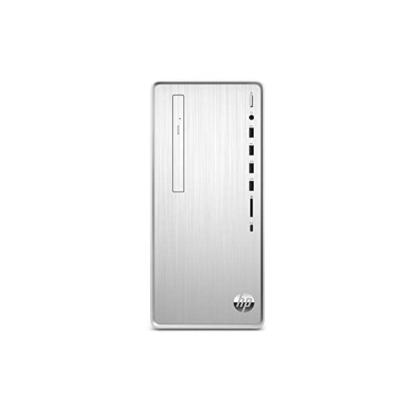 HP Pavilion Desktop Computer, Intel Core i3-9100, 8GB RAM, 1TB Hard Drive, 256 GB...
