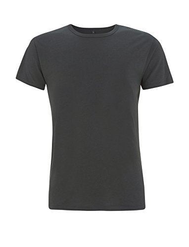 Biologique Bambou Coton T En Anthracite Et shirt Gris xqnwZS168