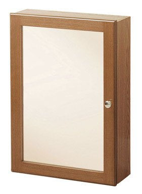 Foremost HEOC1724 Heartland Oak Bathroom Medicine Cabinet by Foremost