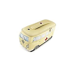 313hwhohtCL. SS300 Brisa VW Collection - Volkswagen T1 Bulli Bus 3D Universal-Schmink-Kosmetik-Kultur-Reise-Hausrats-Tasche-Mäppchen-Beutel