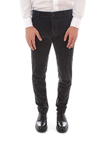 jcu 50 j676 Cohen 01 Nero Uomo Comf Pantalone 30 Jacob wE5Rq