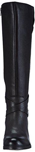 bugatti V57351, Botas Altas Para Mujer Negro (schwarz 100)