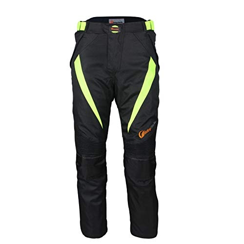 Ocamo Unisex Winter Waterproof Windproof Warm Style Motorcycle Riding Pants M by Ocamo (Image #1)
