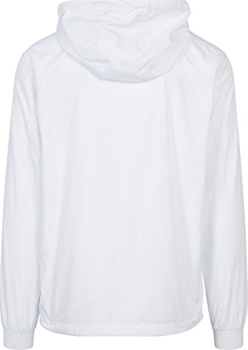 Pullover White Urban Basic Jersey Hombre para Classic 00220 Blanco x100wqrEc5