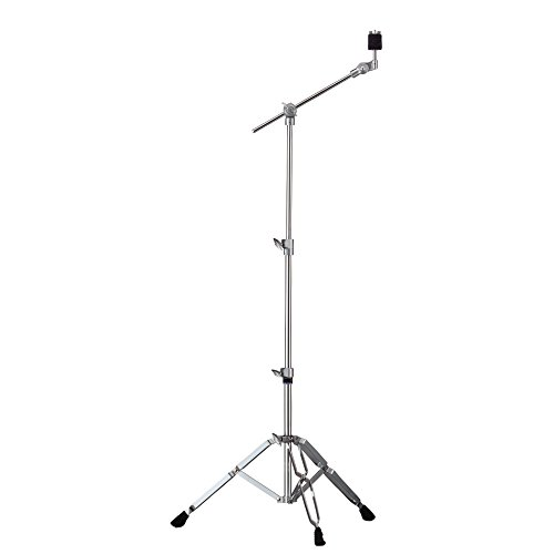 (Yamaha CS-665A Boom Cymbal Stand - Lightweight, Double-Braced)