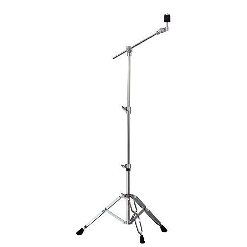 Value Double Braced Cymbal Stand - Yamaha CS-665A Boom Cymbal Stand - Lightweight, Double-Braced