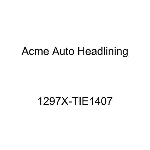 (Acme Auto Headlining 1297X-TIE1407 Dark Brown Replacement Conversion Headliner (1960 Oldsmobile 98 & Super 88 4 Door Hardtop 6 Bows))