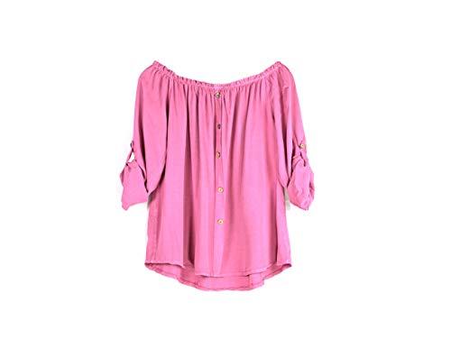 Donna Rosa Donna Donna Modelisa Camicia Camicia Camicia Modelisa Rosa Modelisa Modelisa Rosa Camicia qB8A4Bngw