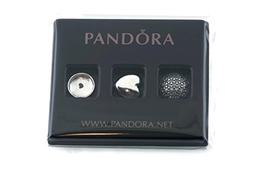 Pandora Bead 792091RC Woman Set Petites Abril