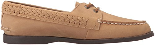 Sperry Top-Sider Womens A/O Haven Boat Shoe Tan