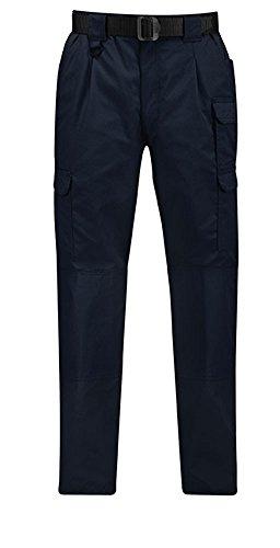 Emt Navy Pants - Propper Men's  Canvas Tactical Pant, Dark Navy, 34 x 34