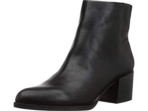 Circus by Sam Edelman Women's Jennifer Fashion Boot, Black Waxy, 6.5 M US ()