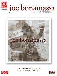 Joe Bonamassa - Blues Deluxe - Play It Like It Is Guitar Songbook - TAB