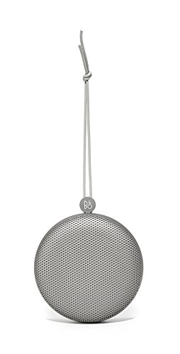 B&O PLAY by Bang & Olufsen Beoplay A1 Portable Bluetooth Speaker with Microphone (Charcoal Sand) by B&O PLAY by Bang & Olufsen