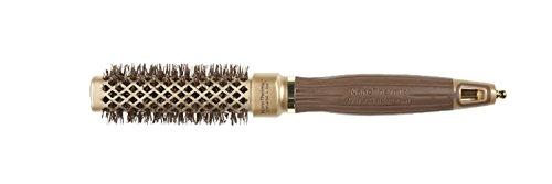"Olivia Garden NanoThermic Ceramic + Ion Shaper Square Hairbrush, 1"""