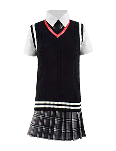 Peni Parker Cosplay Costume for Women (S, Style 1)]()