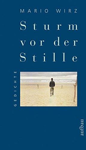Sturm vor der Stille: Gedichte