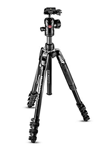 Manfrotto Befree Advanced Travel Aluminum Tripod with