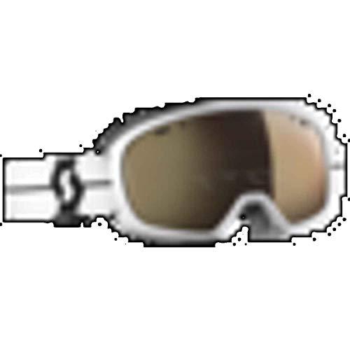Scott Sports Goggle Muse Pro Light Sensitive (White/Black Light Sensitive Bronze)