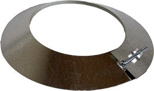 Storm Collar for B-Vent Pipe -10.5 Inch (SC 10.5 B)