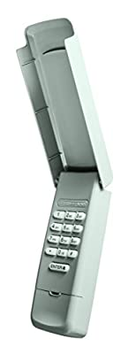 Chamberlain / LiftMaster / Craftsman 940EV-P2 Garage Door Opener Keyless Entry Keypad, Security +2.0 Compatible