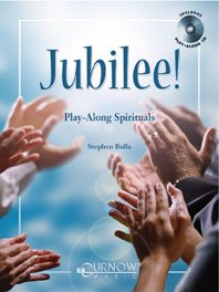 - Jubilee! - Play-Along Spirituals BC Instruments (Bassoon, Trombone, Euphonium and others)