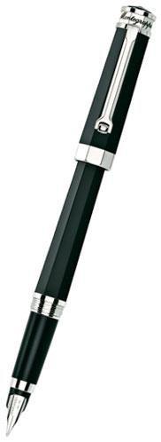 Montegrappa Nerouno Fountain Pen Black Fine
