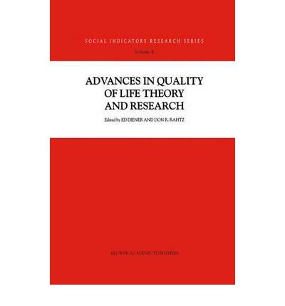 Read Online [(Advances in Quality of Life Theory and Research: v. 1 )] [Author: Ed Diener] [Jan-2000] pdf