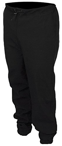 frogg toggs Exsul Fleece Pants, Black, L by Frogg Toggs